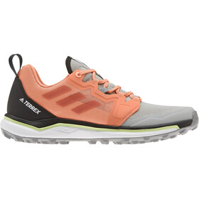 adidas TERREX Agravic Trail Running Schuhe Damen grey two/glory amber/amber tint